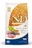 N&D Low Grain Cat Adult Lamb & Blueberry 5 kg