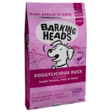 BARKING HEADS Doggylicious Duck 12kg