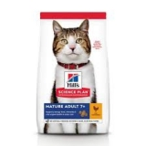 Hill's Feline Mature Adult 7+ Chicken 10 kg