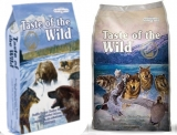 Taste of the Wild Pacific Stream 13kg a Wild Wetlands Wild Fowl 13kg