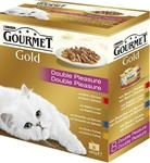 Gourmet Gold cat konz.-gril.k. Mix Multipack 7 + 1 ks zdarma x 85 g