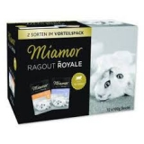 Miamor Cat Ragout Junior Multipack v želé 12x100g