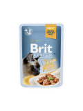 Brit Premium Cat D Fillets in Gravy With Tuna 85g