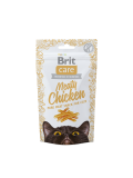 Brit Care Cat Snack Meaty Chicken 50g