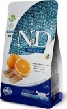 N&D OCEAN CAT GF Adult Herring, Pumpkin & Orange 300g