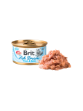 Brit Cat konz Brit Fish Dreams Trout & Tuna 80g