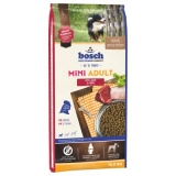 BOSCH Dog ADULT MINI jehněčí & rýže 15kg