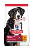 Hill's Science Plan Canine Adult Large Breed Chicken 12 + 2 kg