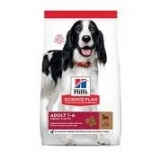 Hill's Science Plan Canine Adult Medium Lamb & Rice 14 kg