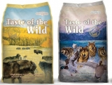 Taste of the Wild High Prairie 13kg a Wetlands Wild Fowl 13kg