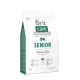 Brit Care Dog Senior Lamb & Rice 12kg
