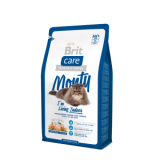 Brit Care Cat Monty I´m Living Indoor 2kg +dóza na krmivo zdarma