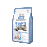 Brit Care Cat Daisy I´ve to control my Weight 2kg+dóza na krmivo zdarma