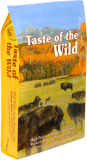 Taste of the Wild High Prairie 12,2kg + konzerva TOW zdarma