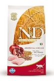 N&D Low Grain CAT Adult Chicken & Pomegranate 1,5kg + konzerva zdarma