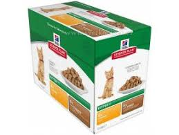 Hill's Feline Kitten kapsička Chicken+Turkey 12x85 g