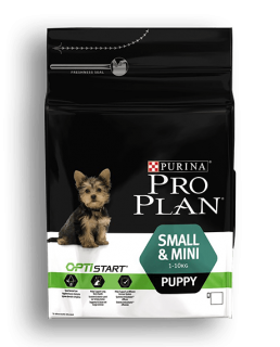 Pro Plan Dog Puppy Sm&Mini 3kg