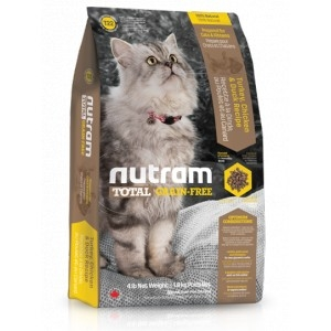 Nutram Total Grain Free Turkey, Chicken, Duck Cat 6,8 kg