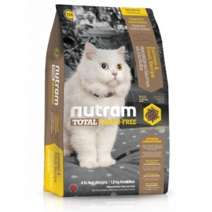 Nutram Total Grain Free Salmon, Trout Cat 6,8 kg