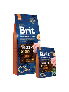 Brit Premium Dog by Nature Sport 3kg