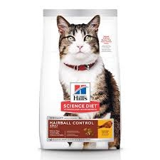 "Hill's Feline Adult Hairball ""for Indoor cats"" Chicken 10 kg"