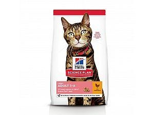Hill's Feline Adult Light Chicken 3kg
