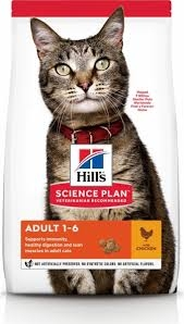 Hill's Feline Adult Chicken 10kg