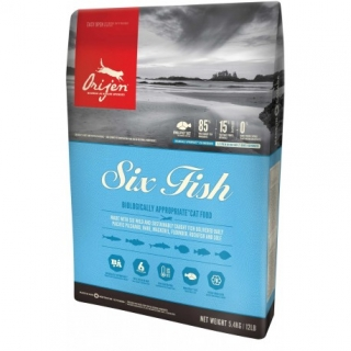 Orijen Cat Six Fish 1,8kg