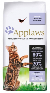 Applaws Cat Dry Adult Duck 2 kg