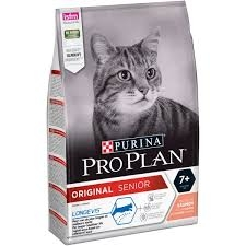 PRO PLAN Cat Senior 7+ Salmon 3 kg