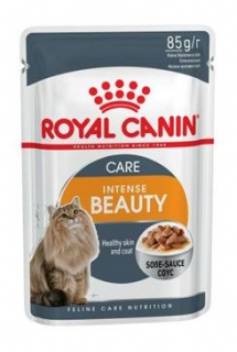 Royal Canin - Feline kaps. Intense Beauty 85 g