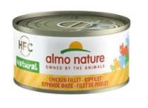 Almo Nature cat konz. Natural-kuře filet 70g