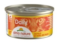 Almo Nature Daily Menu cat konz. kuře 85g