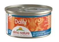 Almo Nature Daily Menu cat konz. mořské ryby 85g