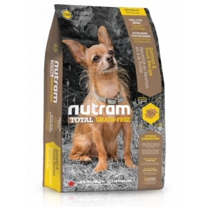 Nutram Total Grain Free Small Breed Salmon Trout Dog 2,72 kg