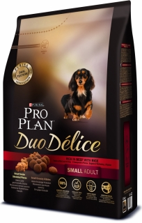 Pro Plan Dog Adult Duo Délice Small & Mini Beef 2,5kg