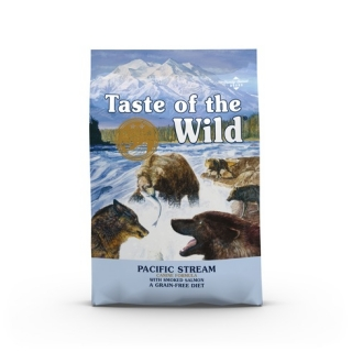 Taste of the Wild Pacific Stream 12,2 kg + konzerva TOW zdarma