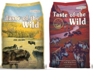 Taste of the Wild High Prairie 13kg a Southwest Canyon Canine 13kg