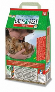 Cats Best ÖKO PLUS 10 L / 4,5 kg