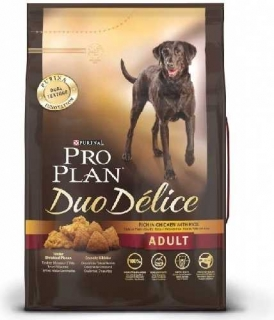 Pro Plan Dog Adult Duo Délice Chicken 10kg