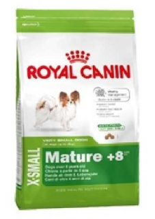 Royal Canin X-SMALL MATURE +8 0,5KG
